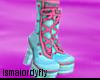 Is~ Blue Loli Heels