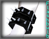 Left spiked cuff - m