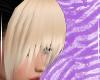Blonde Jen Bangs