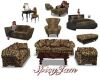 Leopard Furniture Bundle