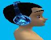 [DM]Skull Flame HeadPhon