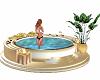 Gold Hot Tub