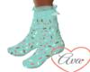 Lace Socks Sprinkles