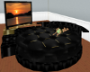 QT~Radiant Bed & Tv Set