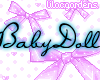 BabyDoll NameTag #2