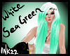 Ange ~White Sea Green~