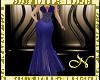 Midnight Blue XXL Gown