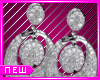 E| Diamond Dangle 2ct