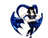 {Ang} Blue Demon Wings