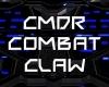 CMDR Combat Claw R