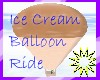 Ice Cream Balloon Ride