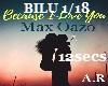 Because I Love U, M.Oazo