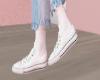 SU-White shoes