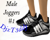 Shoes- Joggers#1 - Male