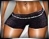 Glitter N Chain Shorts