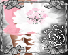 {M}Pink & White Bouqet