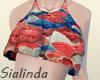 -Sia- Kimono Beauty Top