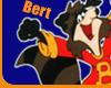 : Bert Raccoon :