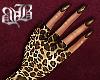 B. Ayana Gloves + Nails!