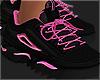 Cate Pink Sneaks