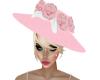 Nila-Pink Hat