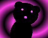 Black+ Pinkypurple Bear