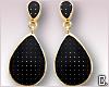C. Glitter Earrings