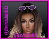 Lily Purple SunGlasses