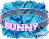 White/Pink Bunny Collar