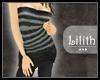 -L.- Stripes Tunic (S)