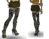 Sexy Army Boots