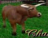 Cha`Zoo Animated Bull