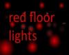 Red Floor Lights [Anim]