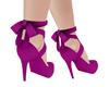 *HC* Fuchsia Shoes