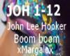 John Lee Hooer Boom