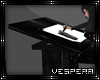 -V- Artist Desk