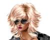 Hair Ash Blond Lizzy 595
