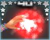 Snow Flake Hand Star Lft