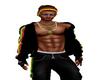Jamacian Reggae Hoody 2