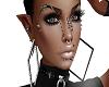 bsilver earrings