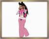 Child's Pink Pajamas