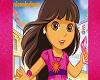 Dora Girlz Pink Dresser
