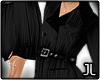 JL. Astralle: Coat [Bk]