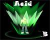 [B] Acid Aura