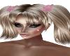 50s Peg BlondePig Tails