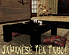 [M] Japanese Tea Table