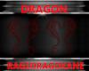 DRAGON KANES ARM BANDS