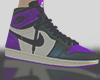 Air Jordan Court Purple