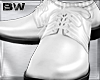Zebra White Wedding Shoe