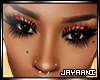 Glitter Red Shadow